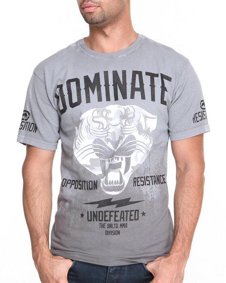 Ecko - Men Grey Dominate T-Shirt