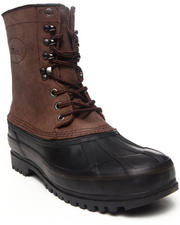 "Basic Essentials - Mens 10"" Mountain Pac Crazy Horse Leather with Thermolite Lined Boots"