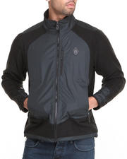 Light Jackets - Nomadic Wolf Zip-Up Fleece
