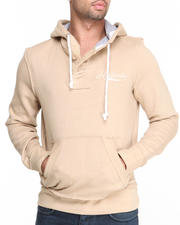 Wear Now STEALS - Men - Tranquilizer Vintage fleece henley Pullover