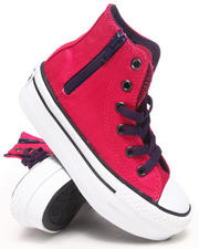 Pre-School (4 yrs+) - Chuck Taylor All Star Platform Zip (11-3)