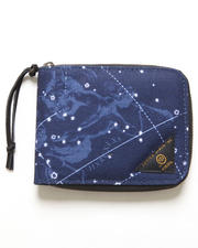 10.Deep - Division Galaxy Zip Wallet