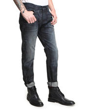 DJP OUTLET - Division Faded Camo Denim Jeans