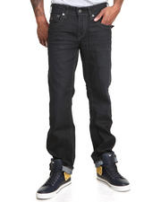 Straight - Ricky Straight Leg Wax Coated Jean