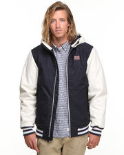 Jackets & Coats - Rutherford Hybrid Jacket