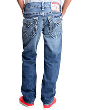 Straight - Ricky Straight Leg Denim Faded Wash