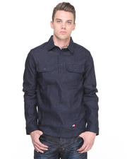 DJP OUTLET - M J Twill Pullover Shirt