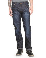 Straight - Barracuda Straight Fit Resin Baked Jeans