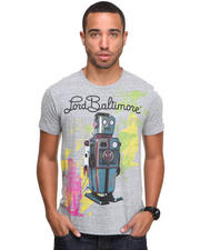 Lord Baltimore - Neon Wind Me Up Tee