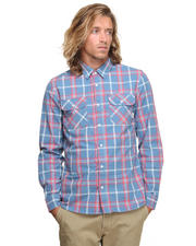 Vans - Wade L/S Flannel Button