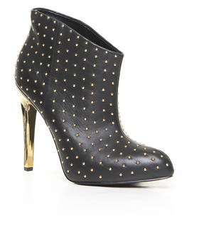 DJP OUTLET - Faustine Studded Bootie
