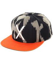 10.Deep - Larger Living Ikat Snapback