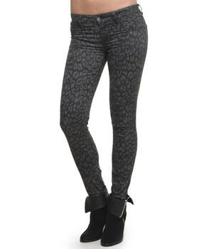 Diesel - Livier Leopard Print Jeans