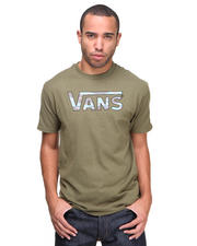 -FEATURES- - Vans Classic Fill Tee