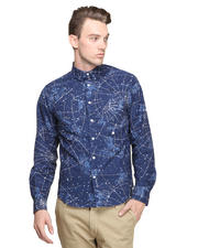 10.Deep - Newton Galaxy Buttondown