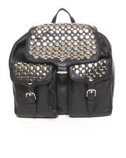 Handbags - Selena Backpack w/ Studs