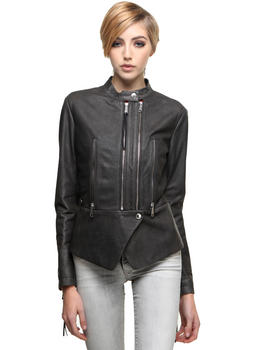 Diesel - Wild Leather Jacket