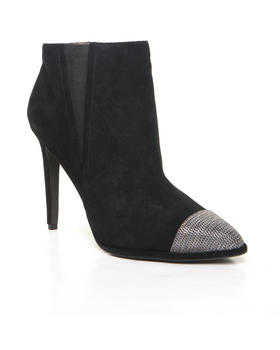 Shoes - Jenny Cap Toe Bootie