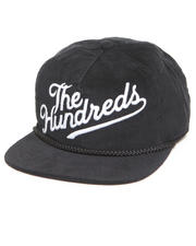 The Hundreds - Slant Corduroy Snapback Cap