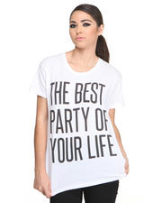 Women - The Best Party Tee