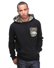 Vans - 40th Parallel Pullover Fleece Hoodie