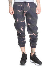 Pants - Division Chipless Camo Sweatpant
