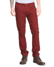 Pants - Grim Tim Organic Red Cord Pants