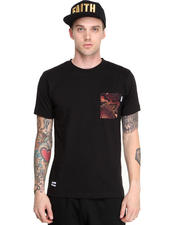 Publish - Dragar Reptile Print PCKT Tee