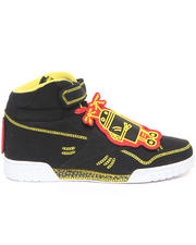 Reebok Limited Edition - EX O Fit Plus Hi Keith Haring Sneakers