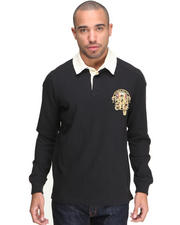 Billionaire Boys Club - L/S Crest Rugby