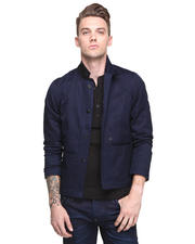Men - Correct Lens Blazer w/ Snap Collar Detail