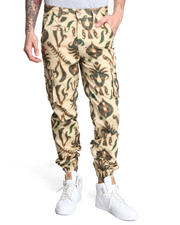Men - Kapten Custom Tribal Print Cargo Pants