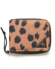 10.Deep - Division Cheetah Zip Wallet
