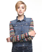 DJP OUTLET - Kismet Denim Jacket