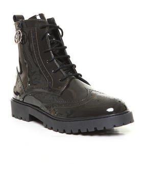 Armani Jeans - AJ WING TIP BOOTIE