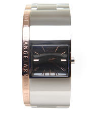 Watches - A/X Two-Tone Bangle Watch