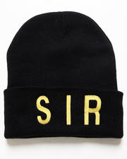 Accessories - SIR  Beanie
