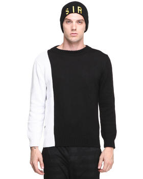 Sir New York - Half Dip Crew Sweater