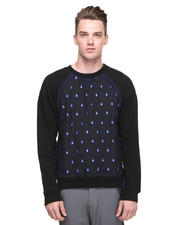 Sweaters - Diamond Raglan Sweatshirt