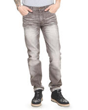 Men - Rambler Slim Fit Brown 1yr Wash Jeans