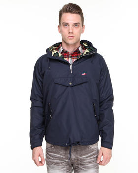 DJP OUTLET - M J Hiking Anorak