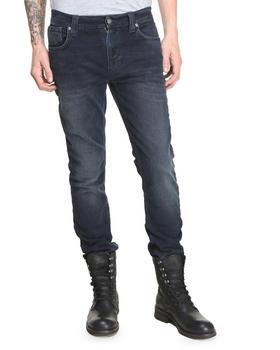 Nudie Jeans - Thin Finn Organic Blue Strike Jeans
