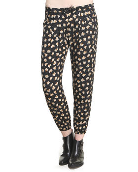 Women - Brie Relaxed Floral Track Pants