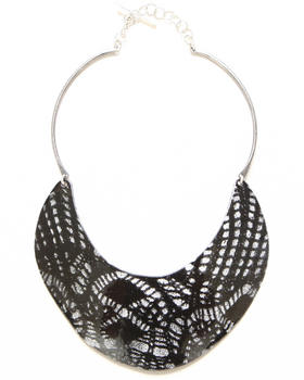 Jewelry - Animal Enamel Bib Necklace