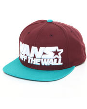 Accessories - V Team Starter Snapback Cap
