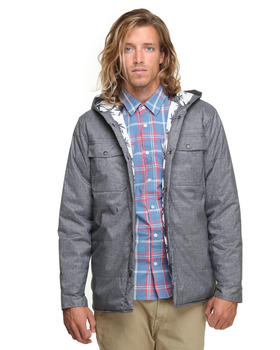 Vans - Stinson Mountain Hooded Shirt Jacket