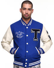 True Religion - Richie Letterman Jacket