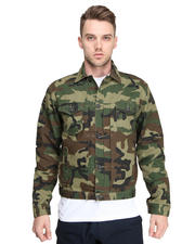 10.Deep - Ranch Hand Camo Denim Jacket