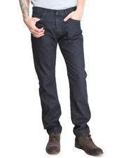 Denim - Division Straight Fit Waxed Twill Pant