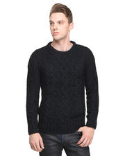 Sweaters - Huxley Aragon Knit Crew Neck Sweater
